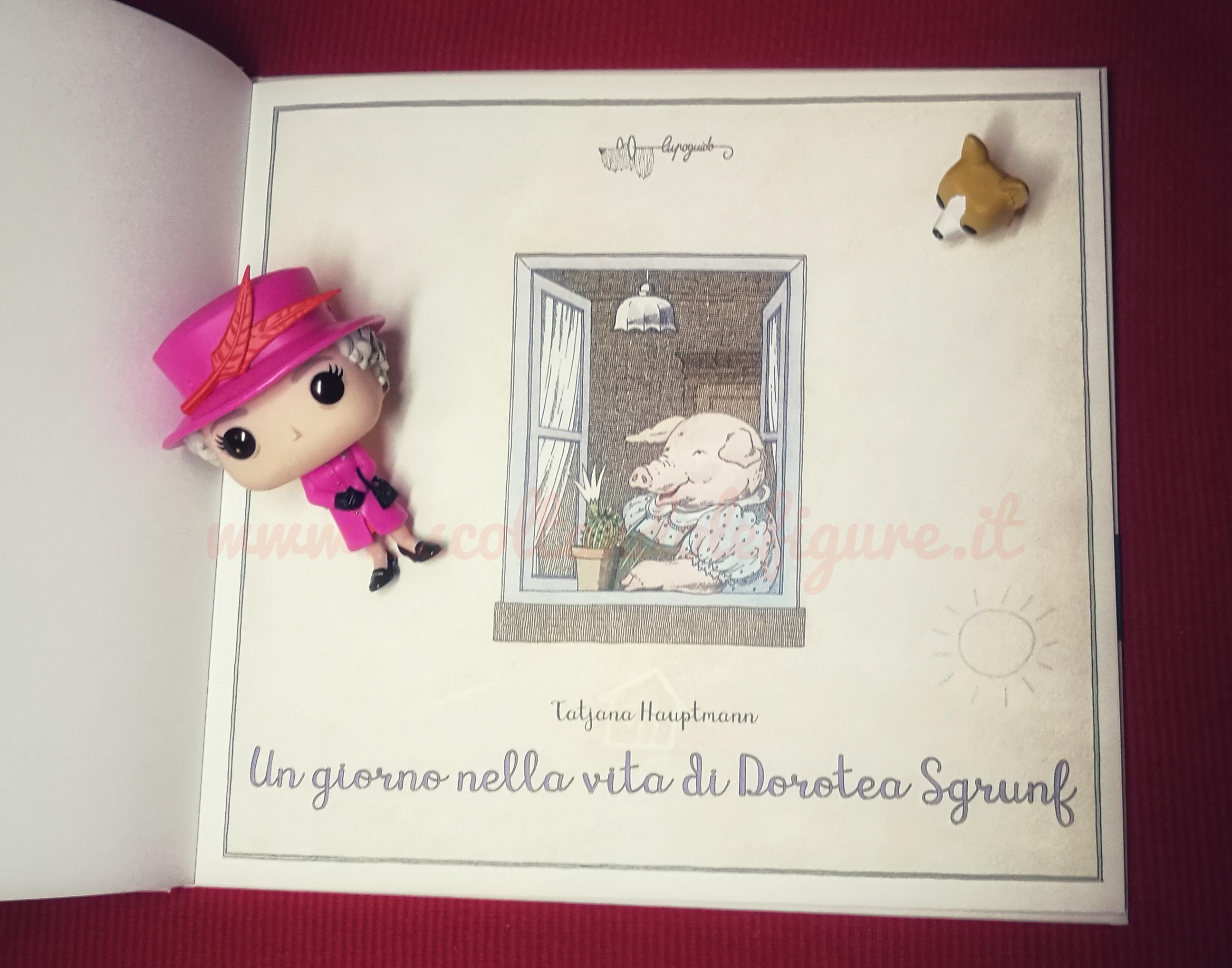 Un giorno nella vita di Dorotea Sgrunf