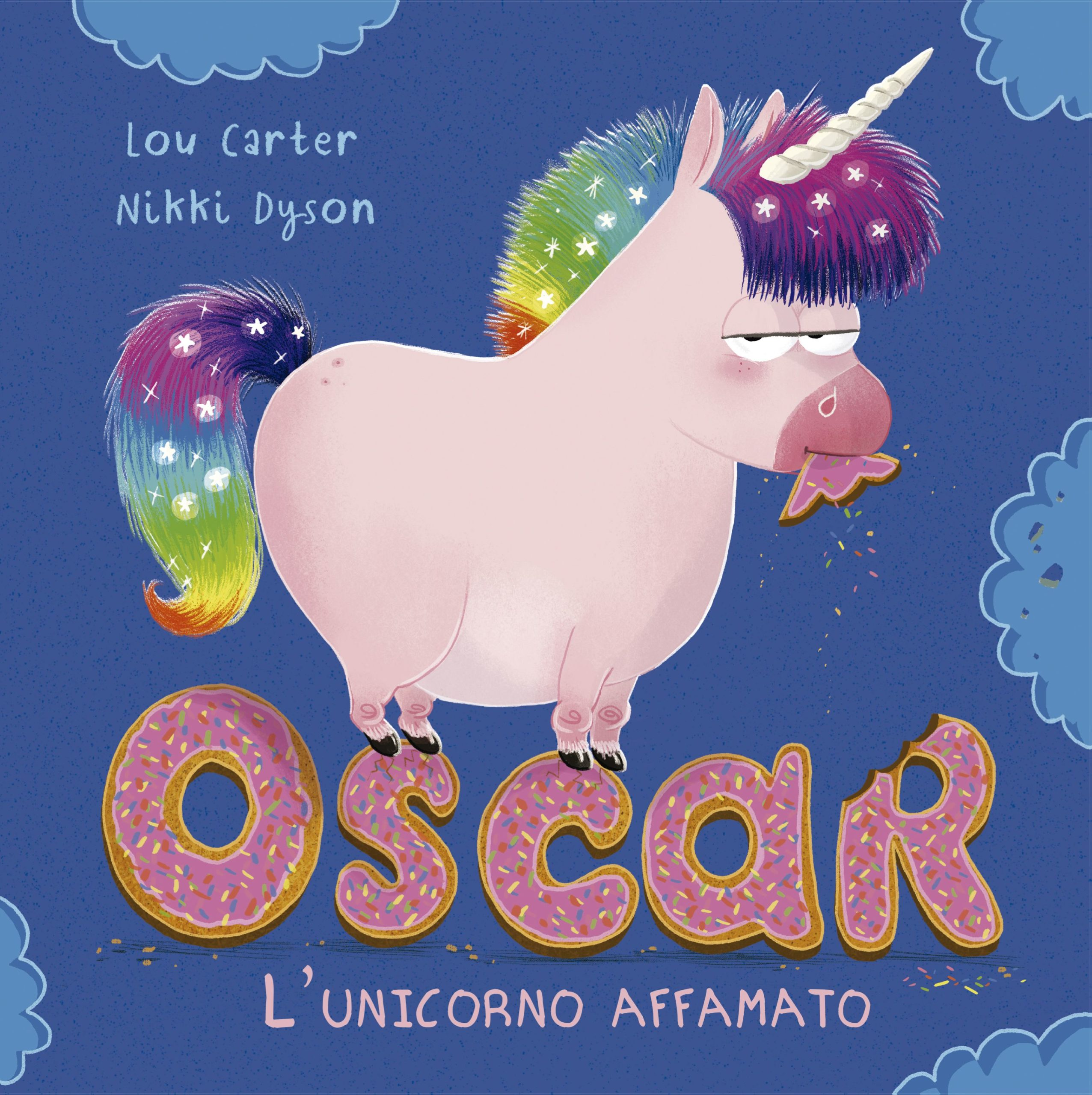 Oscar l'unicorno affamato